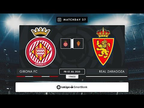 Girona FC - R. Zaragoza MD37 V1930