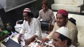 Beda lagado paar Moinuddin Ajmeri - Qawwali @ Hazrat Nizamuddin Dargah Delhi