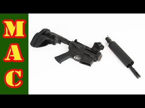 Dolos Quick Change Barrel System by Huntertown Arms