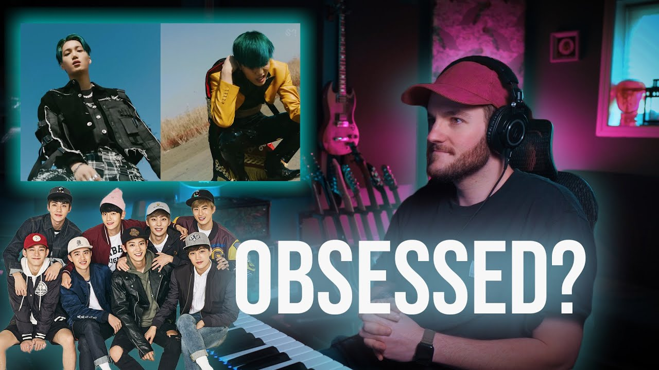 FIRST TIME REACTING TO EXO 엑소 'Obsession' MV