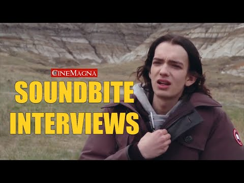 Alpha Movie Cast and Crew Soundbites Featuring Kodi Smit-McPhee Mp3