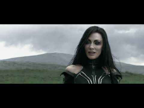 Thor Ragnarok  / vídeo promocional