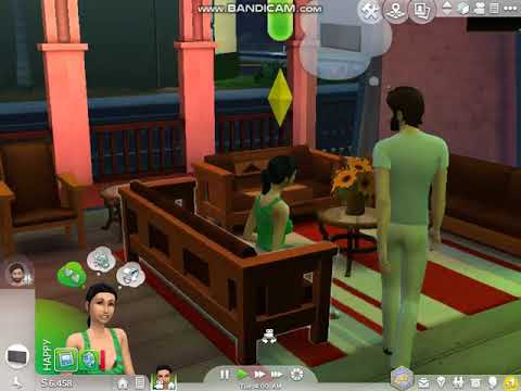 The Sims Ep3 /  Local Juice Bar