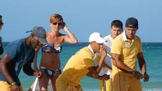 Beach Dance Lesson Varadero