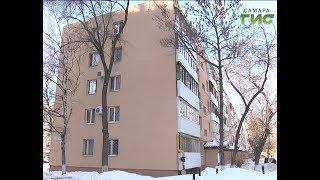 Тепло и светло - жители дома на улице Больничной оценили качество работ по ремонту фасада