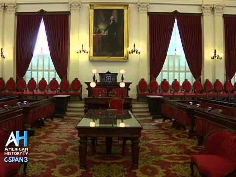 C-SPAN Cities Tour - Montpelier: Vermont State House