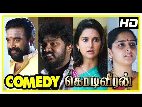 Tamil Comedy Scenes | Kodi Veeran Tamil Full Movie Comedy | Sasikumar | Bala Saravanan