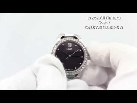 Обзор. Женские наручные часы Cover Co167-SW