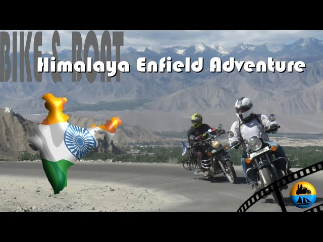 Ride in the roof of Asia, the Himalaya!