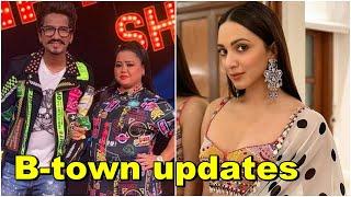 NCB Raids Comedian Bharti Singh House | Kiara Advani's 'Indoo Ki Jawani'release Date Announcedown