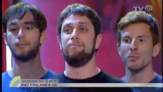 """La Canzone Di Noi - Il Coro """"Cantering"""" Di Roma Canta Jozin Z Polka"""