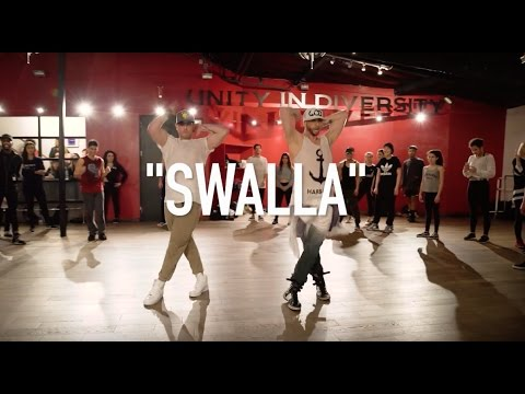 Thumbnail: BLAKE MCGRATH | SWALLA CHOREOGRAPHY