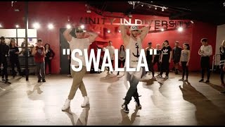 BLAKE MCGRATH | SWALLA CHOREOGRAPHY