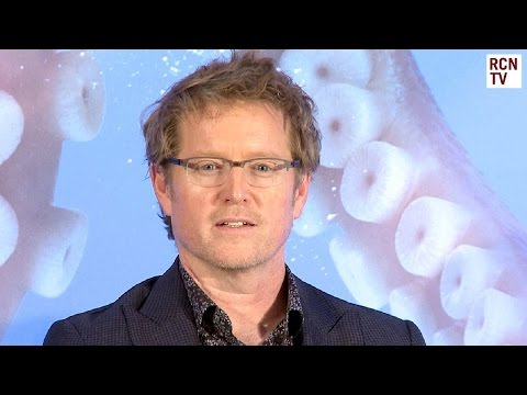 Andrew Stanton Interview Finding Dory Premiere