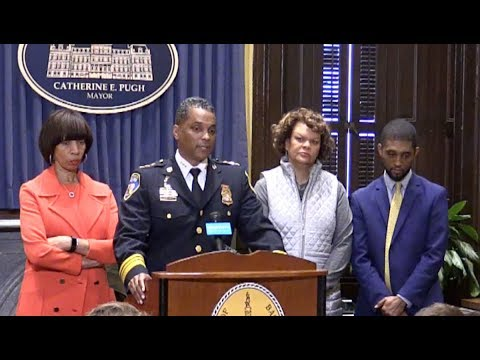 Can a New Baltimore Police Commissioner Fix a Corrupt Department?