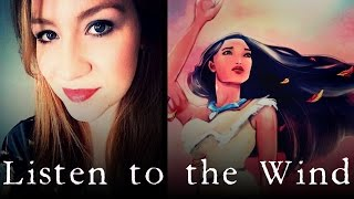 Listen To The Wind (The New World/Hayley Westenra) Cover by Jess