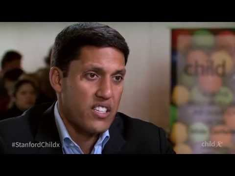 Rajiv Shah, M.D.: Stanford Childx Conference