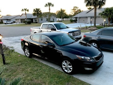 2013 Kia Optima Consumer Review (After 100k Miles)