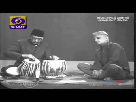 Remembering Legends: Ustad Ahmad Jan Thirakwa