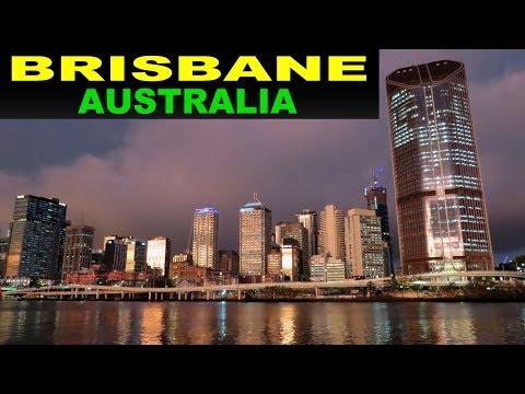 A Tourist's Guide to Brisbane, Australia