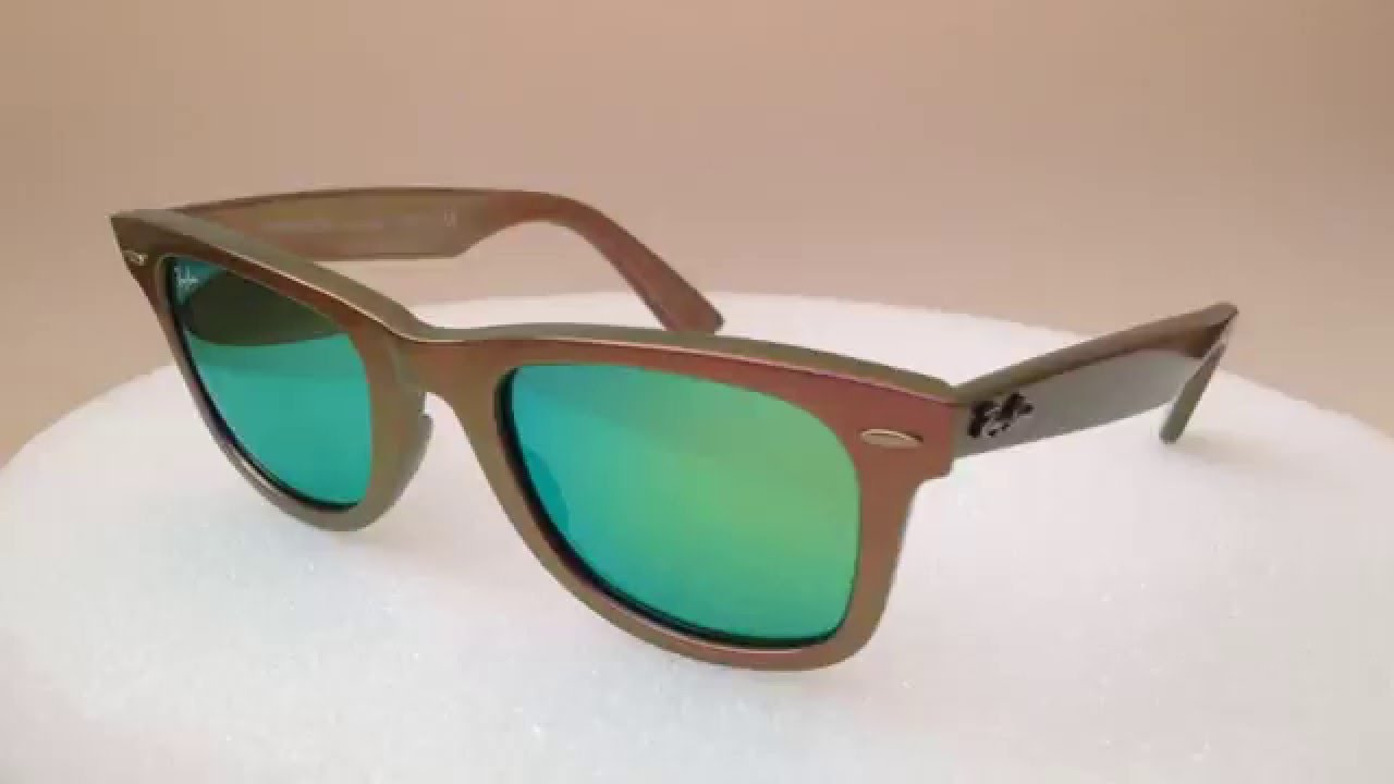 ray ban mercury  ray ban wayfarer cosmo collection mercury