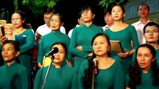 Thánh vịnh 1 - ca đoàn giáo xứ Kiên Lương