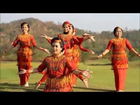 Full Scene Tari Toraja (Ini Cinta Bukan Ilusi)