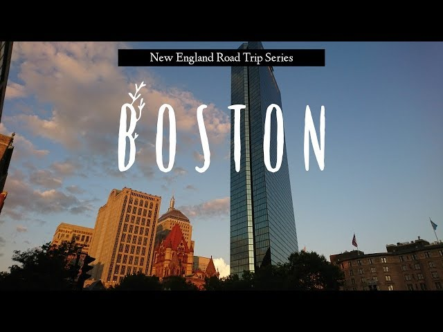 Boston in 2 minutes | USA Road Trip | Traveller By Birth | Hiral Pandya