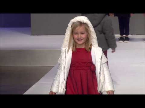 Trybeyond sfilata - FIMI Kids Fashion Week 2017