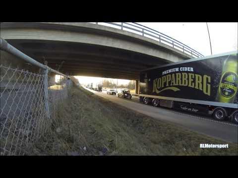 #härstannarsverige , Här stannar Sverige, Lastbilskortege genom Örebro