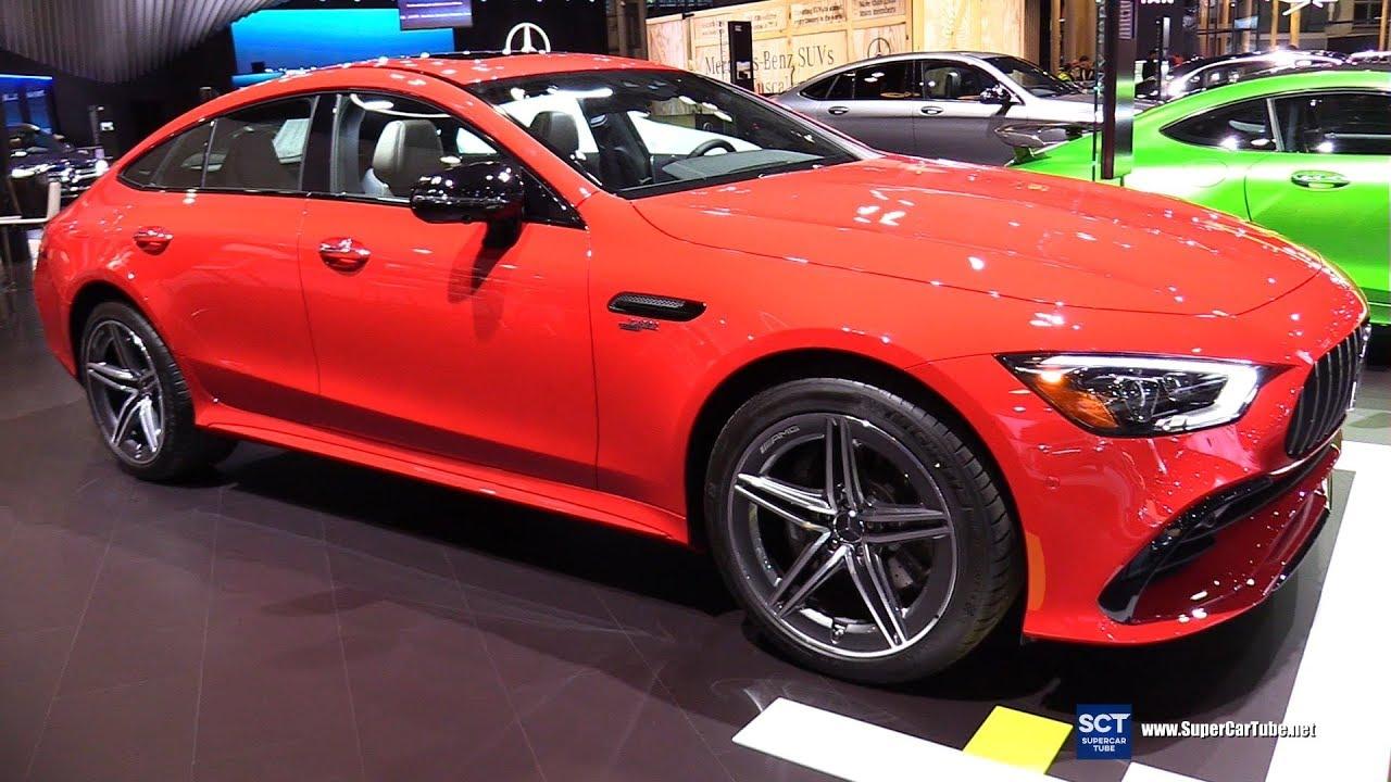 Mercedes AMG GT 53 phiên bản 4 cửa Coupe