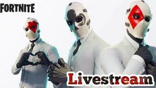 Livestream #419 - Fortnite - Novo pack ps plus