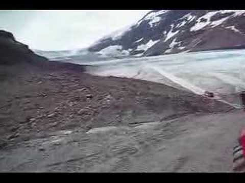 Columbia Ice-field