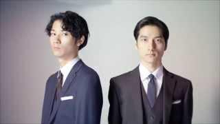 メンズノンノ12月号掲載の特集「AOKI、モダンスーツの法則」スペシャル...