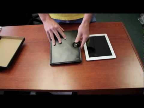 Sena Folio Leather IPad 2 Case Review