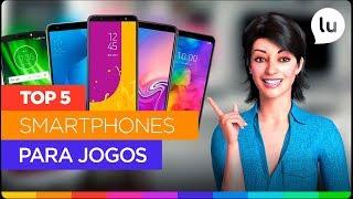 Melhores smartphones baratos para jogar | Canal da Lu - Magalu