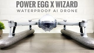 PowerEgg X Waterproof Drone | Unboxing and Overview