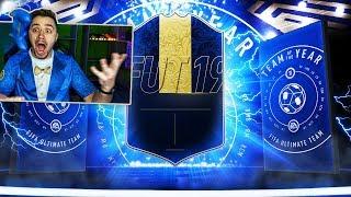 🔥 Trafiłem TOTY w DARMOWEJ PACZCE!!! 😮😮😮  FIFA 19