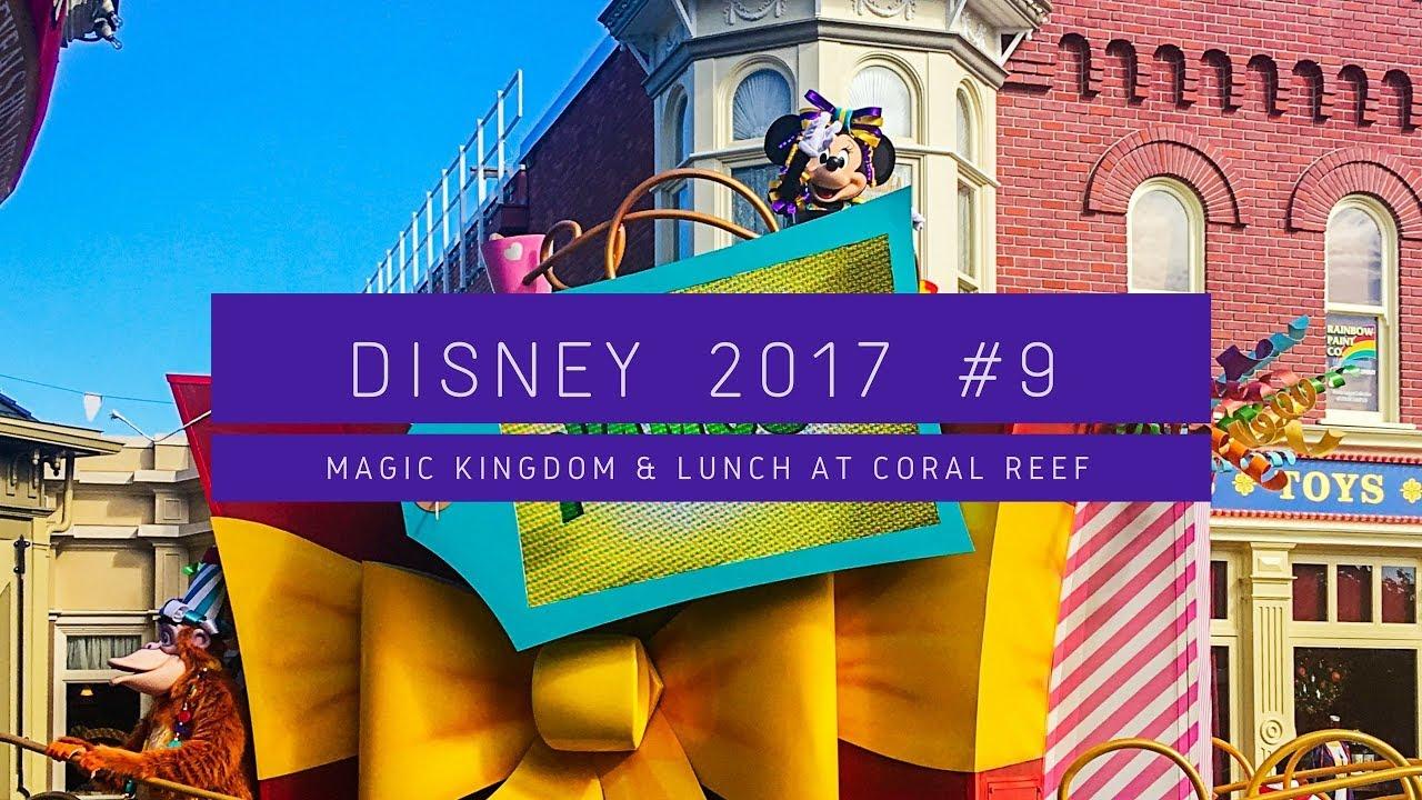 Disney Walt Disney World December 2017 Vlog 9 Magic Kingdom