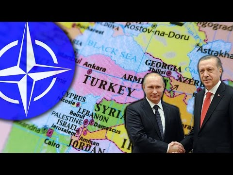 Turkey's NATO Exit & the New Turkey-Russia Alliance: A Turni