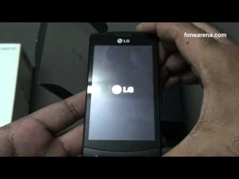 LG Optimus 7 Unboxing