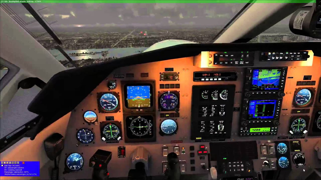 Fsx Wallpaper Hd Fsx Pilatus Pc 12 Youtube