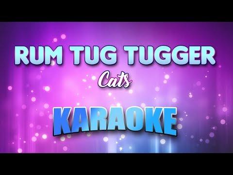 Cats - Rum Tug Tugger (Karaoke version with Lyrics)