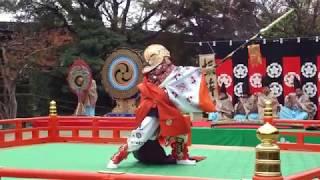 振鉾三節、雅楽、traditional japanese music、gagaku、美し国、三重、桑名、六華苑、時間12分27秒