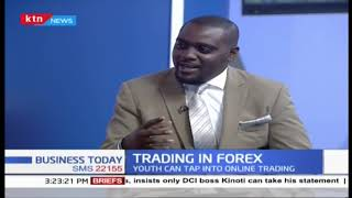 What is Online Forex Trading?