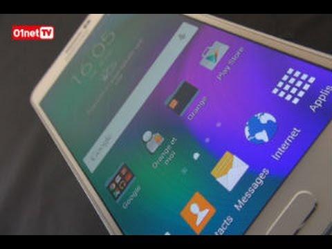 Samsung Galaxy A7 : sous le design, la performance