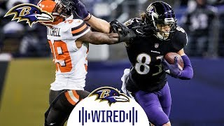 AFC North Title Win to Remember | Ravens Wired