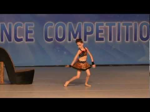 Alexia Caldwell- I Want to be Evil 9 year old Musical theater solo