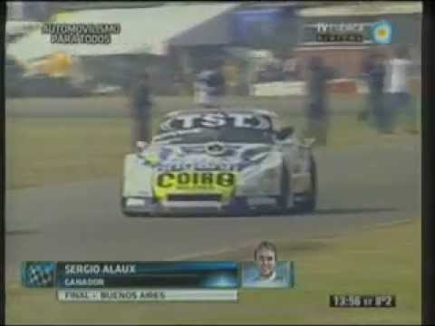 Victoria de Sergio Alaux TC Buenos Aires 2012