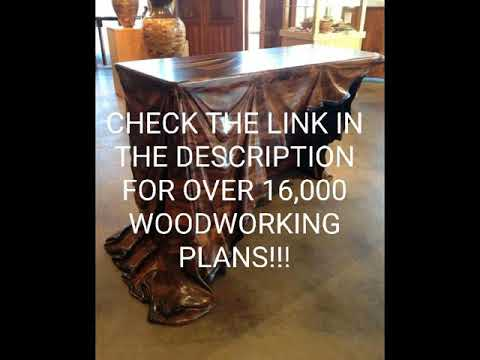 Best DIY Woodworking Plans For Beginner's 2019(Ted's Woodworking)
